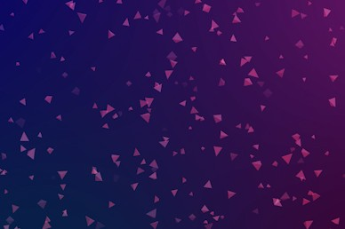 Worship Triangles Purple Blue Gradient Video Loop