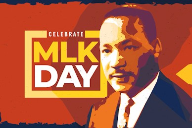 Celebrate MLK Title Church Motion Graphic
