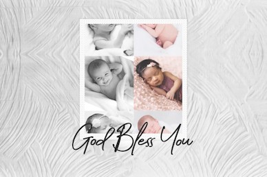 Sanctity of Life Goodbye Church Motion Graphic