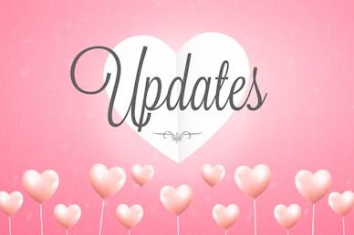 Valentine's Day Updates Church Motion Graphic