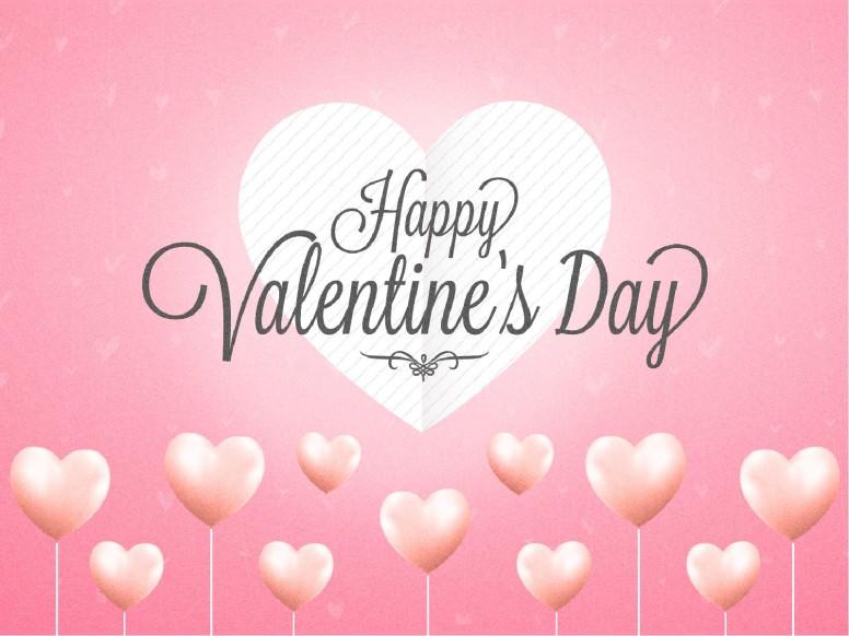 Valentine's Day Church Powerpoint