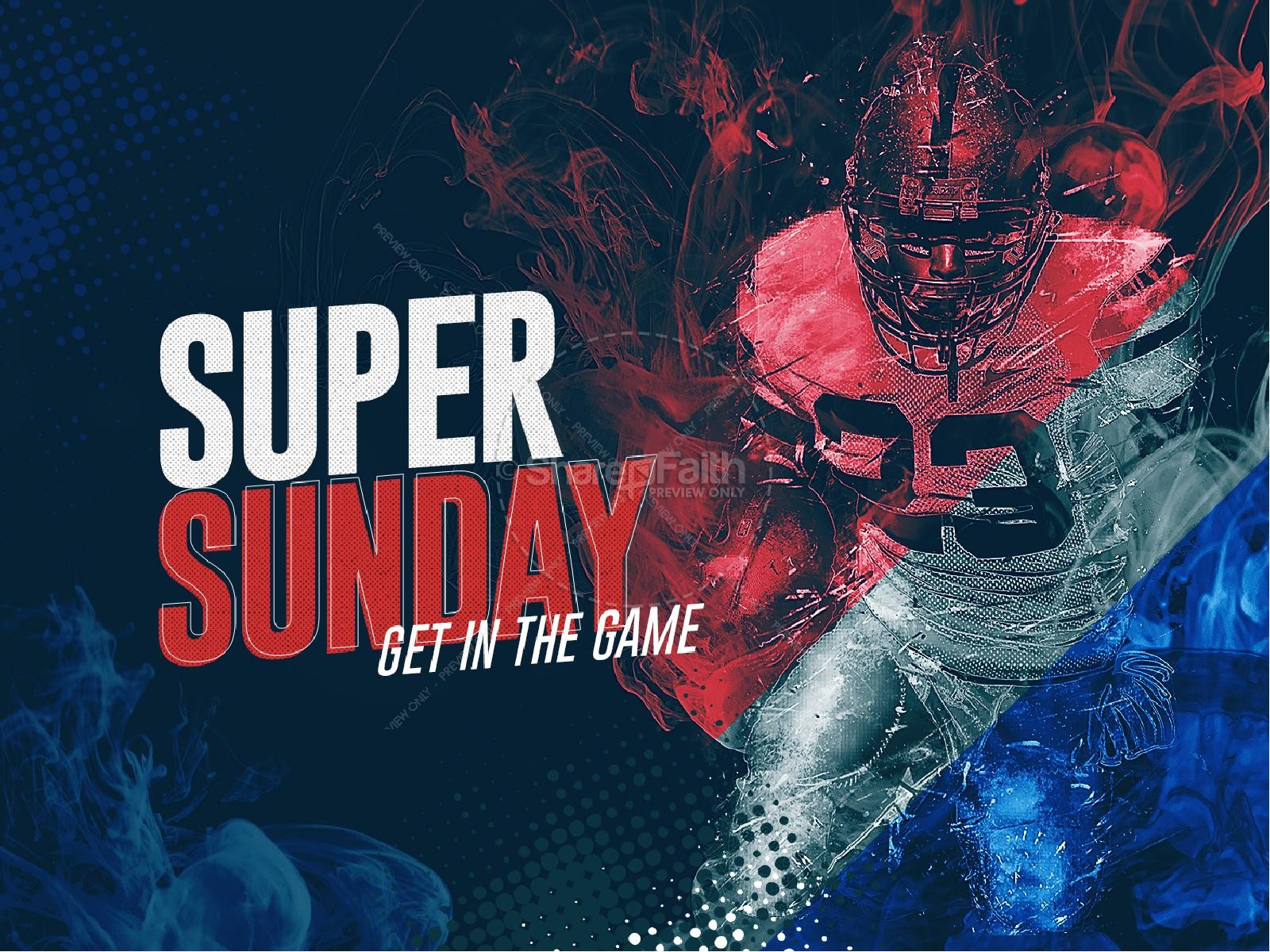 Super Sunday Church Media Powerpoint