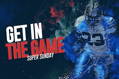 Super Sunday Welcome Church Motion Graphic