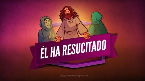 Mateo 28 Ha resucitado Pascua Biblia Video para niños