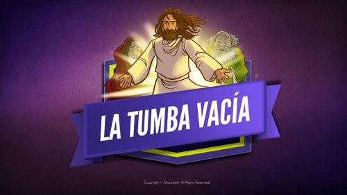 Juan 20 Video de la Biblia de la tumba vacía para niños