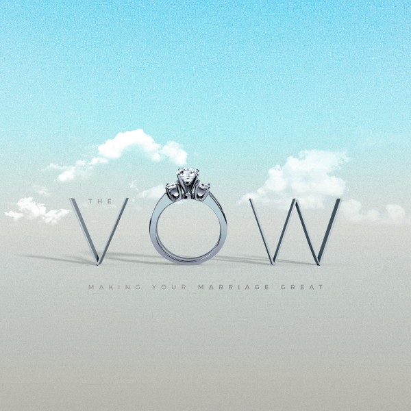 The Vow Church Social Media Graphic