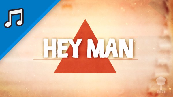 Hey Man Kids Worship Video for Kids Instrumental