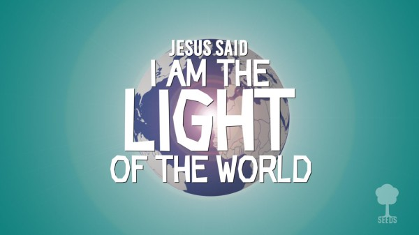 The Light Of The World Kids Worship Video for Kids
