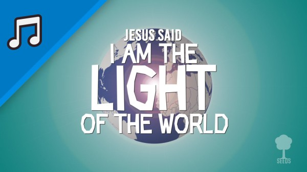 The Light Of The World Kids Worship Video for Kids Instrumental