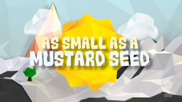 Faith As Small As A Mustard Seed Kids Worship Video for Kids