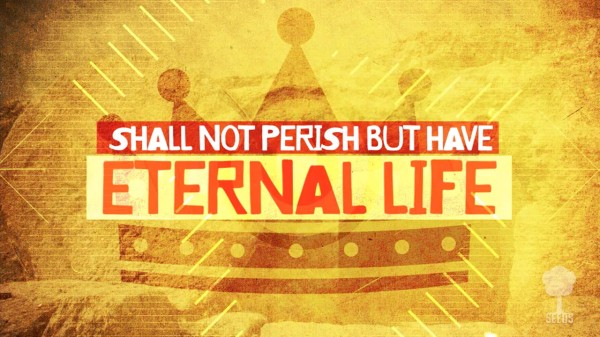 Eternal Life Kids Worship Video for Kids