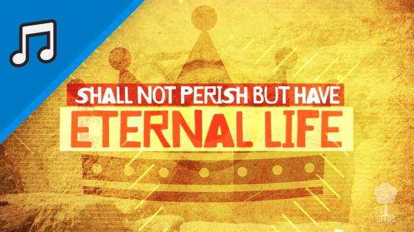 Eternal Life Kids Worship Video for Kids Instrumental