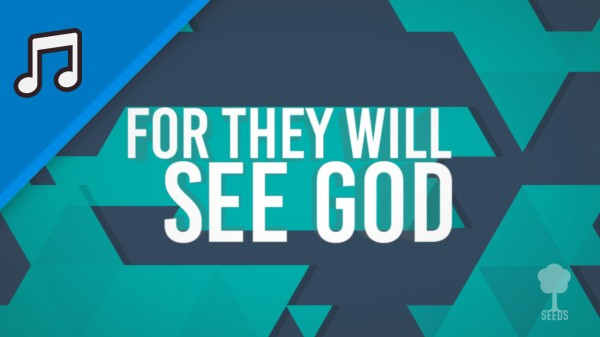 They Will See God Kids Worship Video for Kids Instrumental