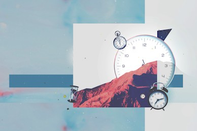 Spring Forward Daylight Savings No Text Church Motion Graphic