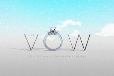 The Vow Title Church Motion Graphic