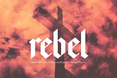 Rebel Cross Title Motion Graphic