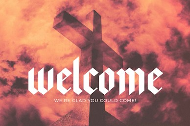 Rebel Cross Welcome Motion Graphic