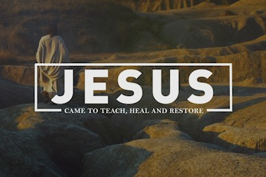 Mission of Jesus Sermon Video
