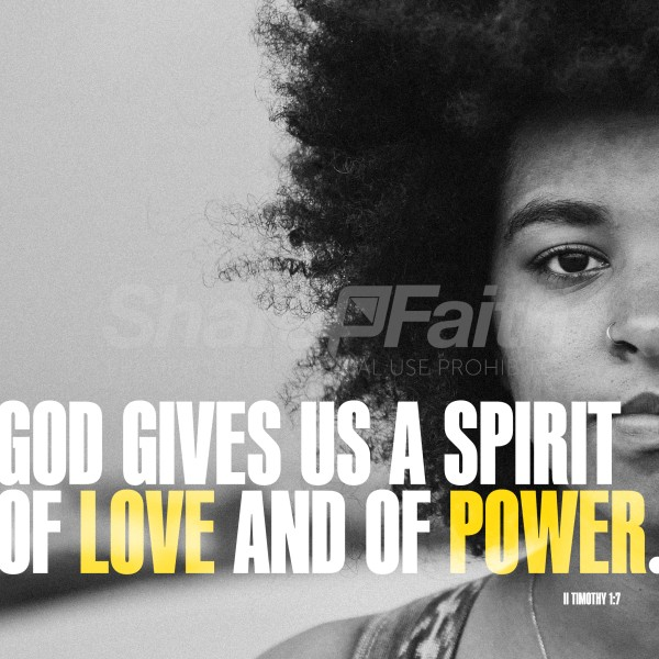 Spirit of Love Social Media Graphic