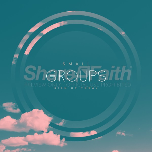 Small Groups Signup Social Media Graphic