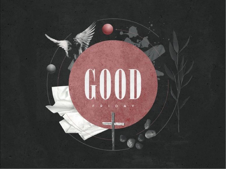 Good Friday Cross Church PowerPoint