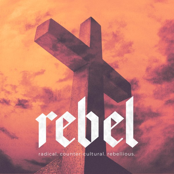 Rebel Cross Church Social Media Graphic