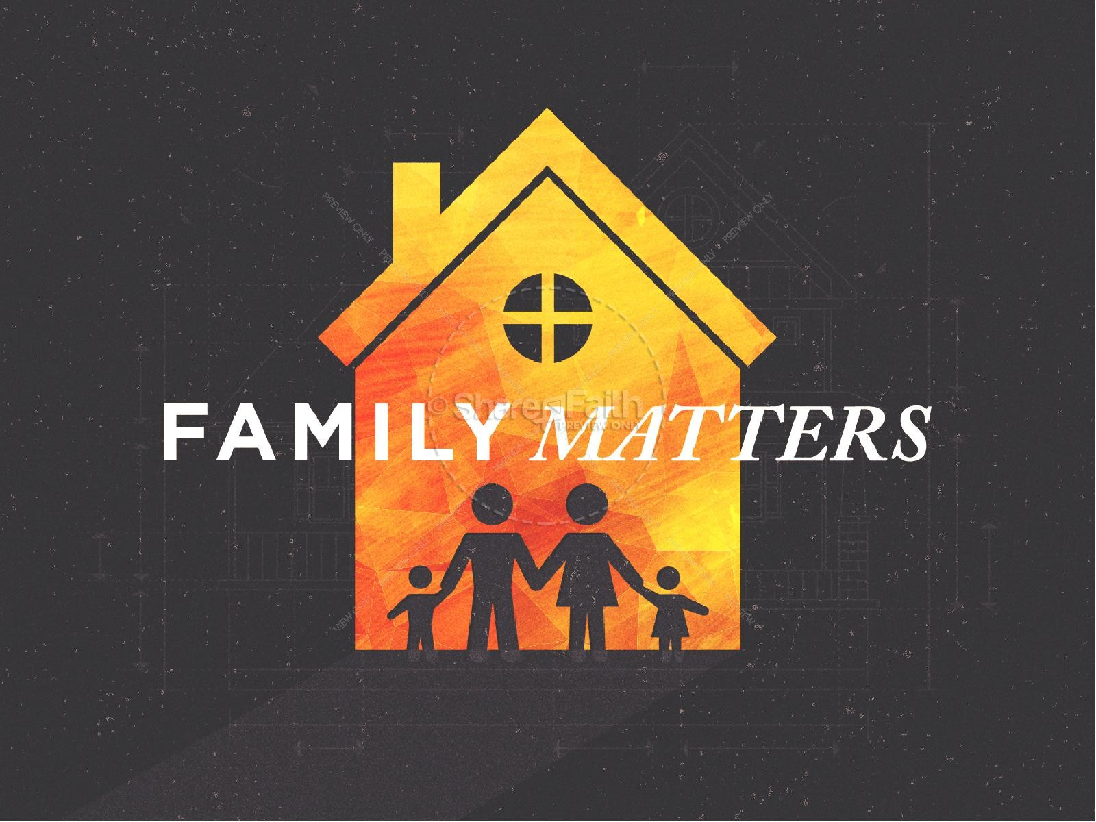 Family Matters House Church PowerPoint