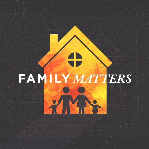 Family Matters House Church Social Media Graphic