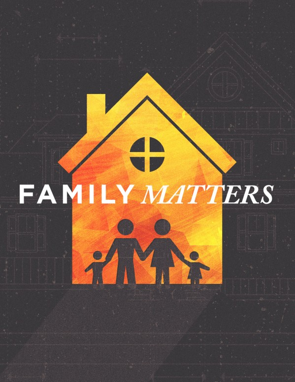 Family Matters House Church Flyer