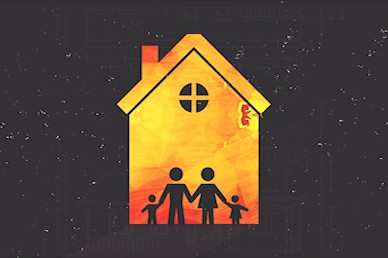 Family Matters No Text Church Motion Graphic