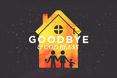 Family Matters Goodbye Church Motion Graphic