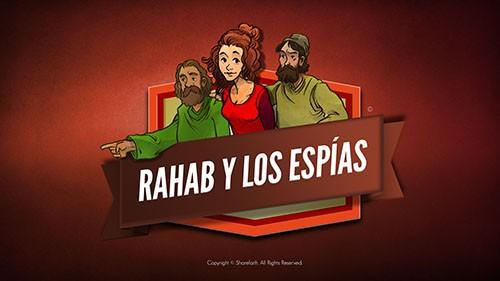Joshua 2 La historia de Rahab Video de la Biblia para niñas