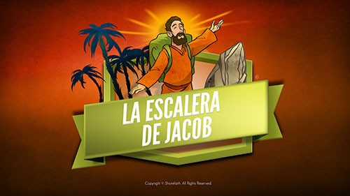 Génesis 28 Jacobs Ladder Bible Video para niños