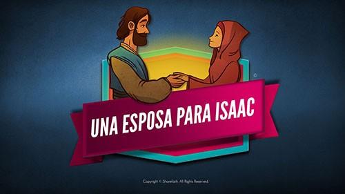 Génesis 24 Isaac y Rebekah Video para niños