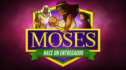 Éxodo 2 Video de la Biblia del bebé Moisés para niños