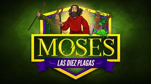 El video bíblico para niños de Diez plagas