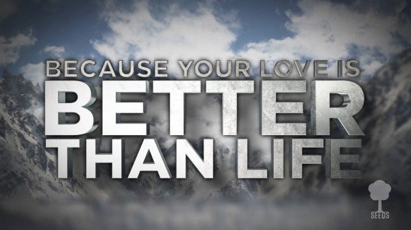 Better Than Life Kids Worship Video for Kids
