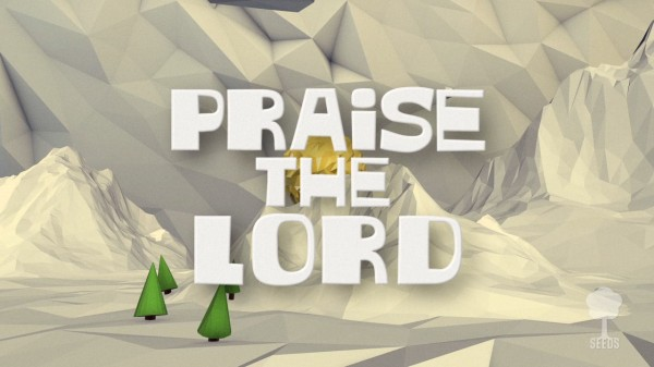 Praise the Lord Kids Worship Video for Kids
