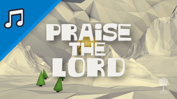 Praise the Lord Kids Worship Video for Kids Instrumental