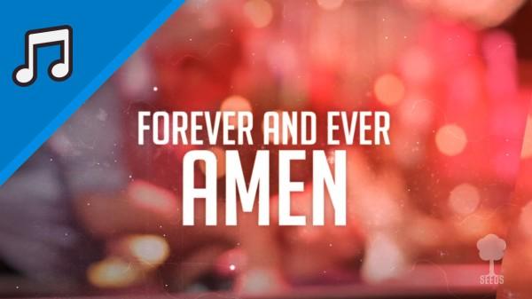 Amen Kids Worship Video for Kids Instrumental