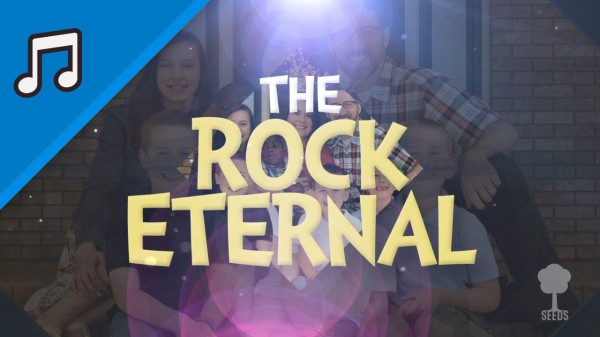 The Rock Eternal Kids Worship Video for Kids Instrumental