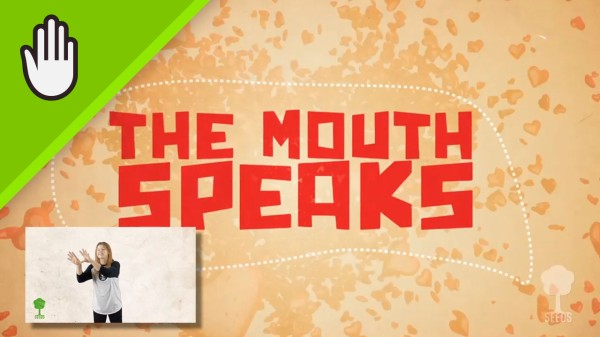 The Mouth Kids Worship Video for Kids Hand Motions