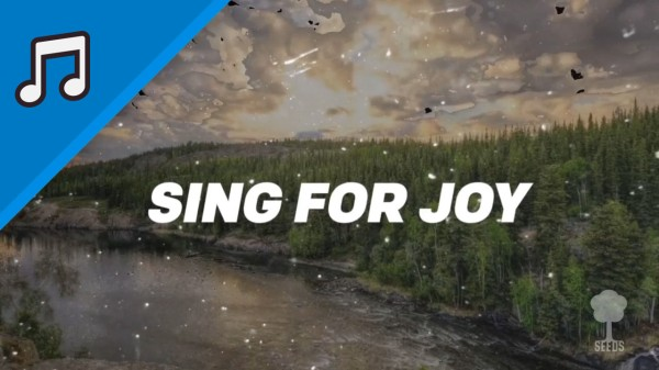 Sing For Joy Kids Worship Video for Kids Instrumental