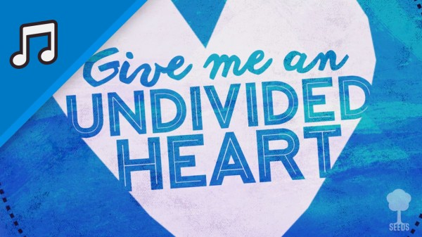 Undivided Heart Kids Worship Video for Kids Instrumental