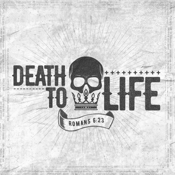 Death To Life Church Social Media Graphic