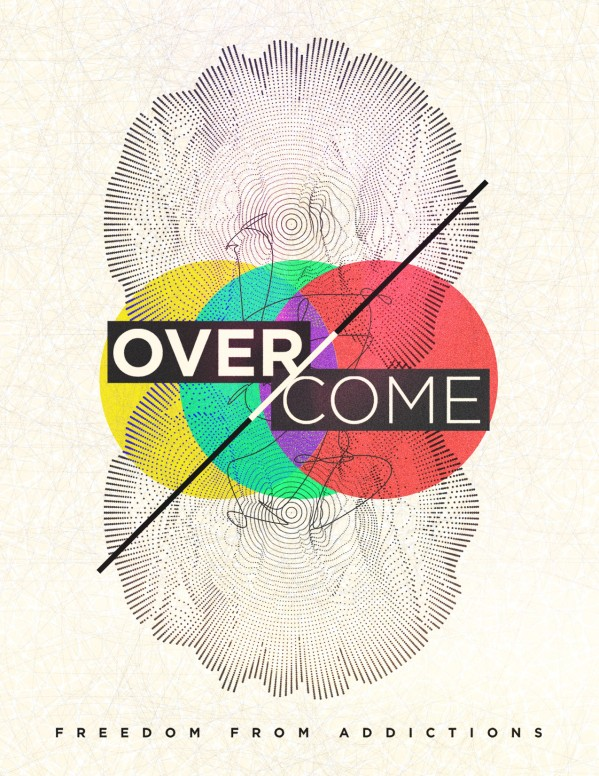 Overcome Church Media Flyer