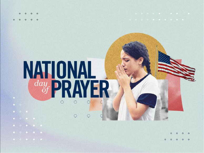 National Day Of Prayer Church PowerPoint