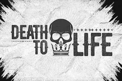 Death To Life Title Church Motion Graphic