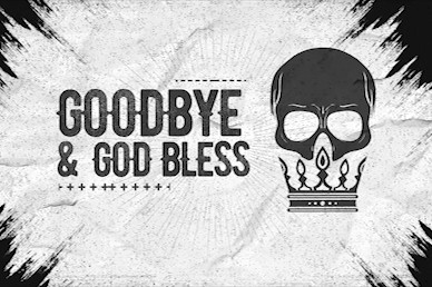 Death To Life Goodbye Church Motion Graphic