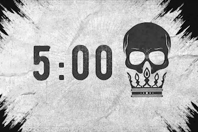 Death To Life Countdown Church Motion Graphic